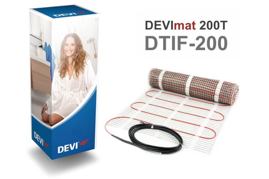 DEVImat™ 200Т (DTIF-200)