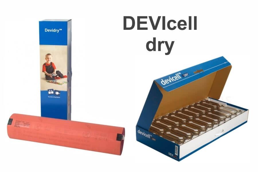 DEVI (нагревательные модули и пластины)