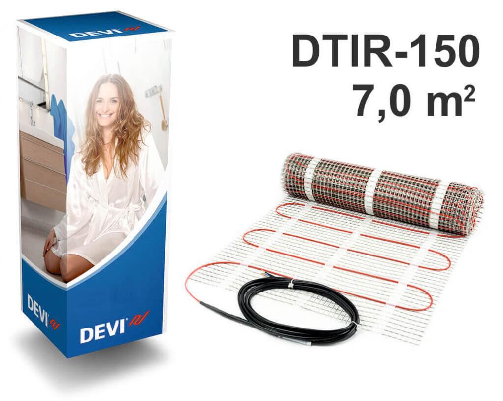 """DEVIcomfort™ 150T - 7,0 m2 """"Нагревательный мат"""""""