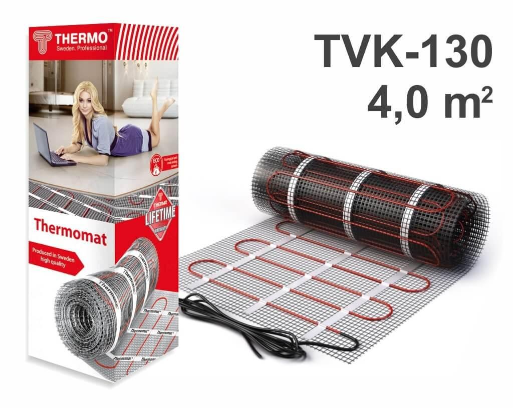 "Thermomat TVK 130 - 4,0 m2 ""Нагревательный мат"""