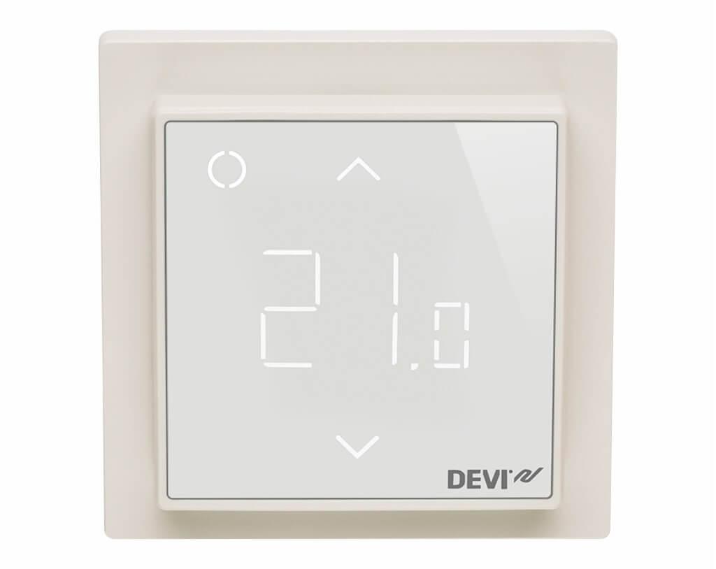 Терморегулятор DEVIreg Smart pure White Wi-fi