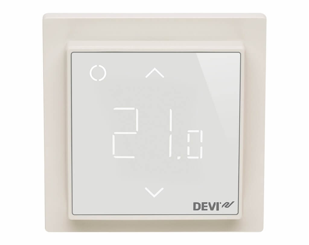 Терморегулятор DEVIreg Smart pure White Wi-fi