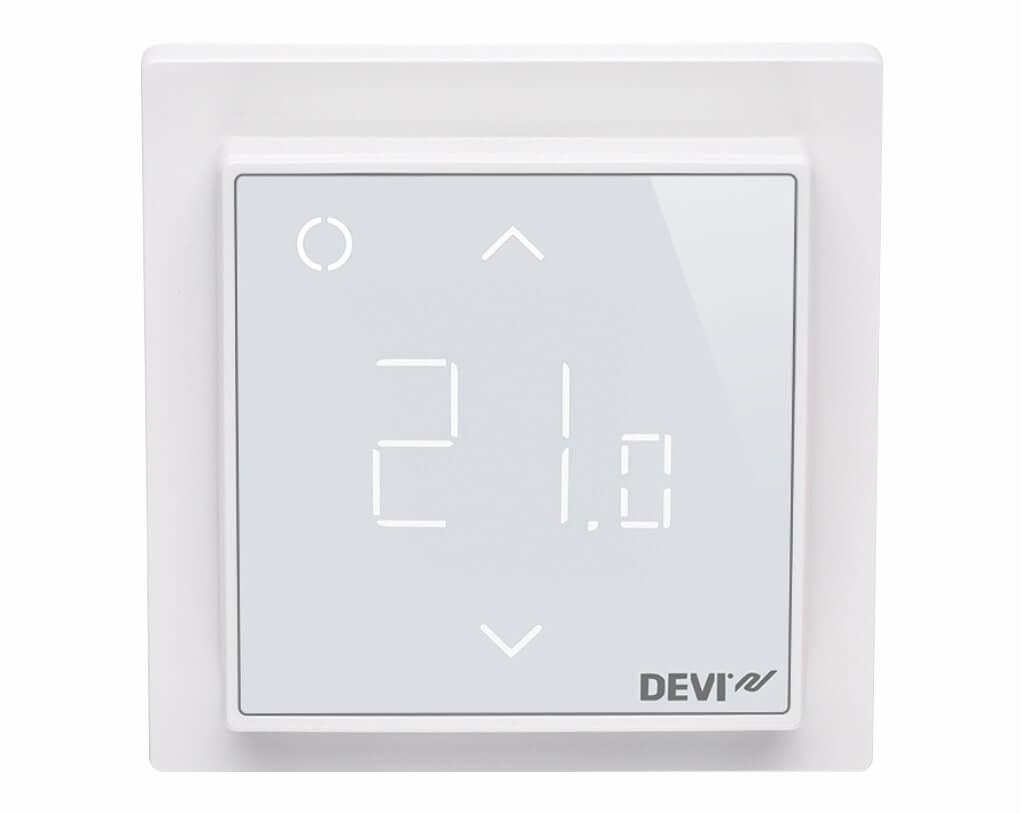 Терморегулятор DEVIreg Smart polar White Wi-fi