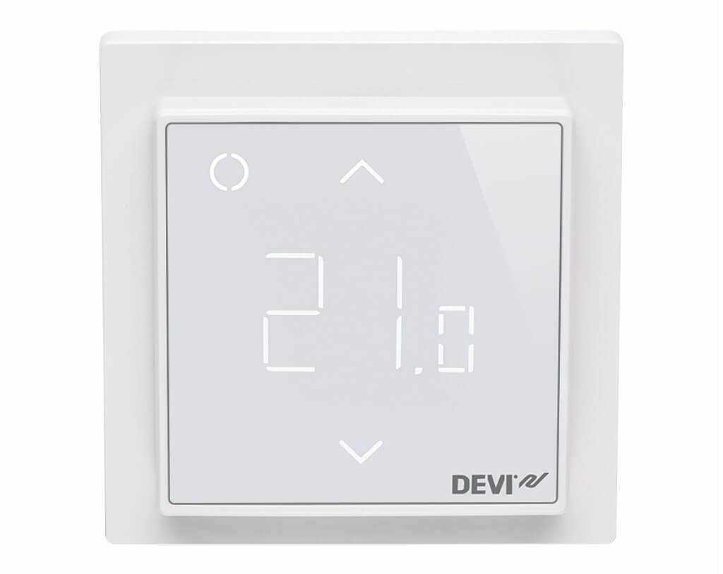Терморегулятор DEVIreg Smart polar White Wi-fi