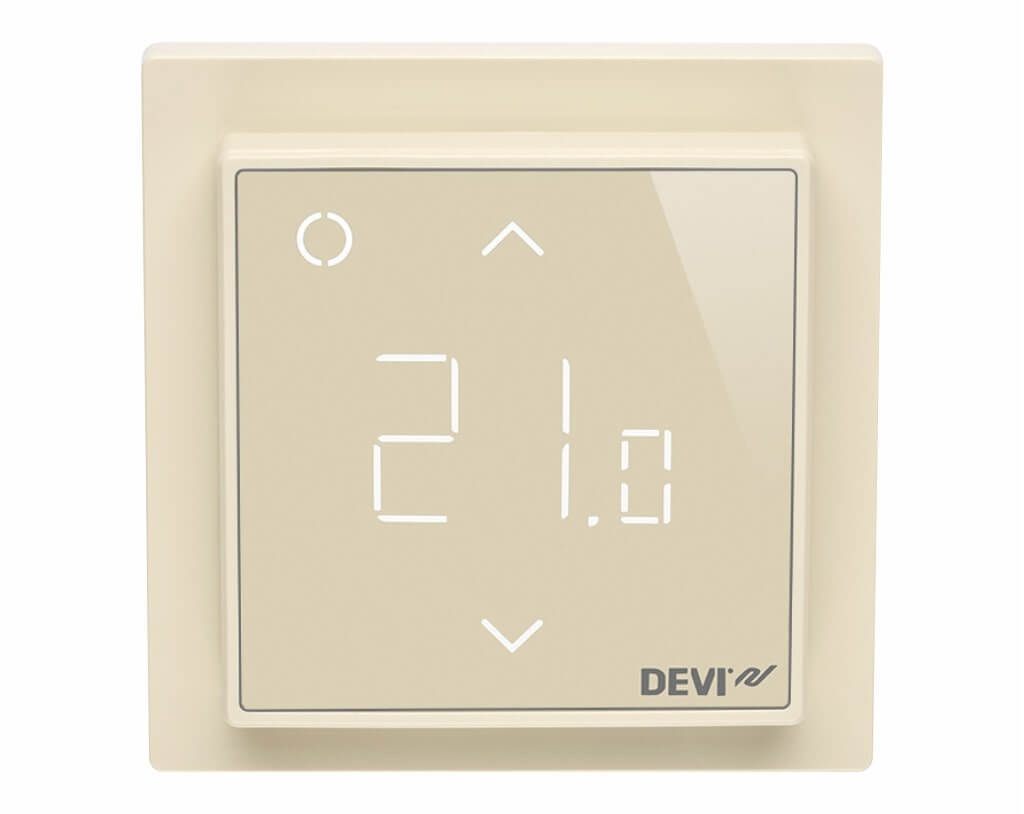Терморегулятор DEVIreg Smart ivori Wi-fi