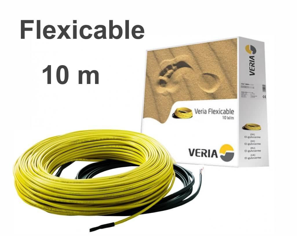 """Veria Flexicable 20 - 10 м/п. """"Нагревательный кабель"""""""