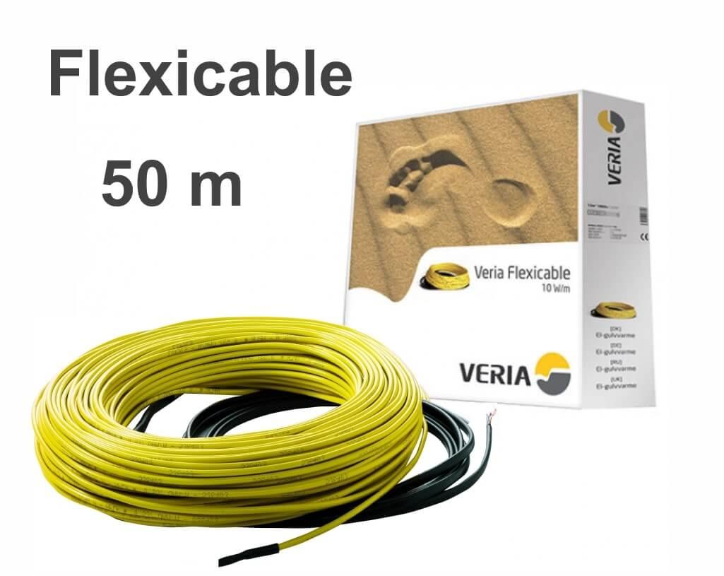 """Veria Flexicable 20 - 50 м/п. """"Нагревательный кабель"""""""