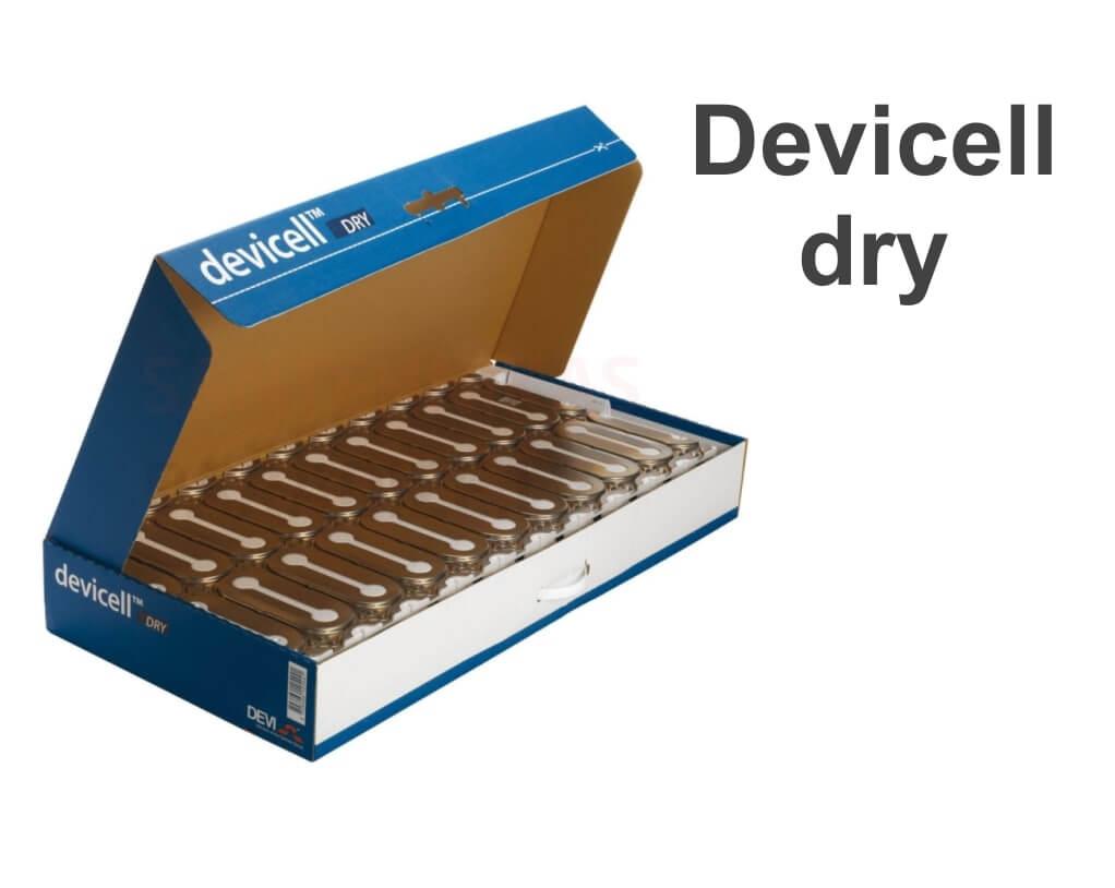 "Devicell dry - 5 m2 ""Пластины"""