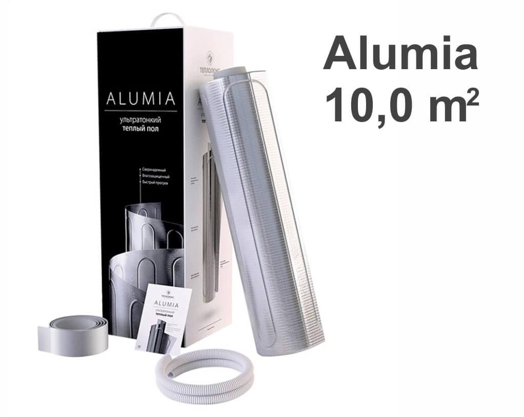 """Теплолюкс Alumia - 10,0 m2 """"Нагревательный мат"""""""