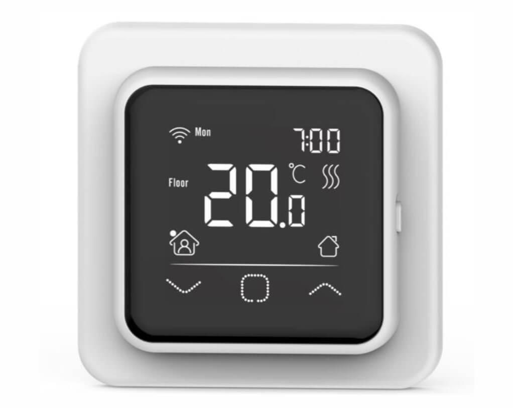 Терморегулятор Ergert FLOOR CONTROL 360 white