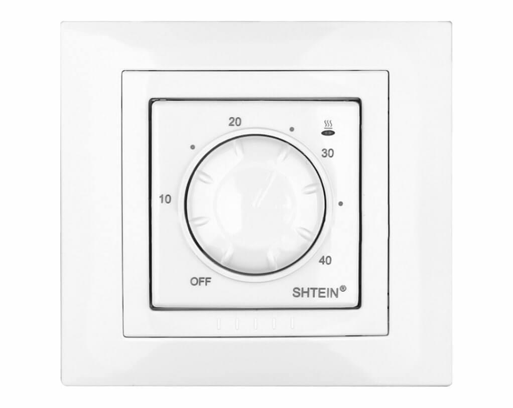 Терморегулятор SHTEIN ST 200 white