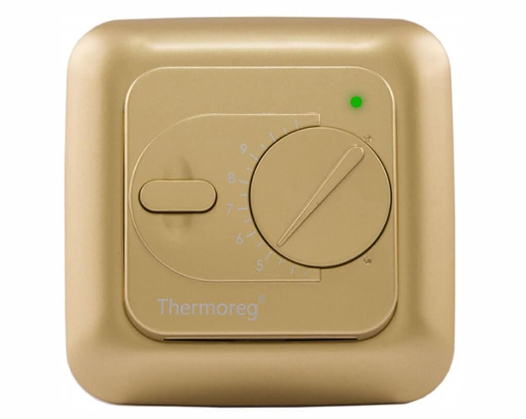 Терморегулятор Thermoreg TI-200 gold