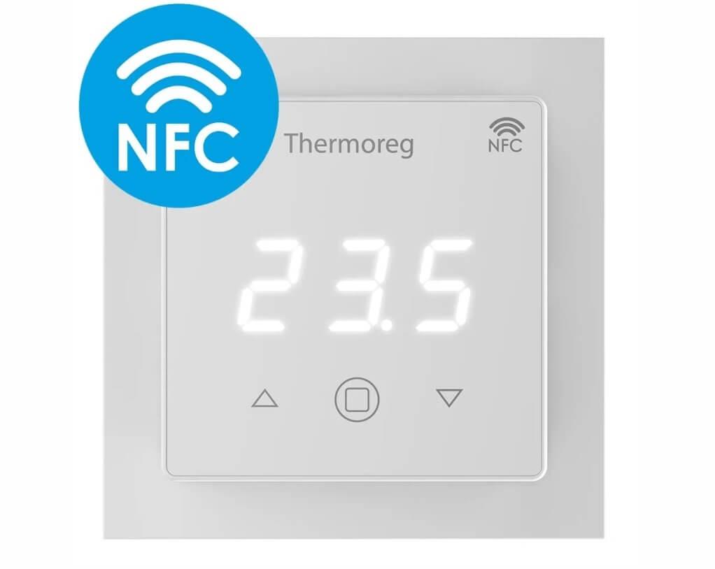 Терморегулятор Thermoreg TI-700 white NFC