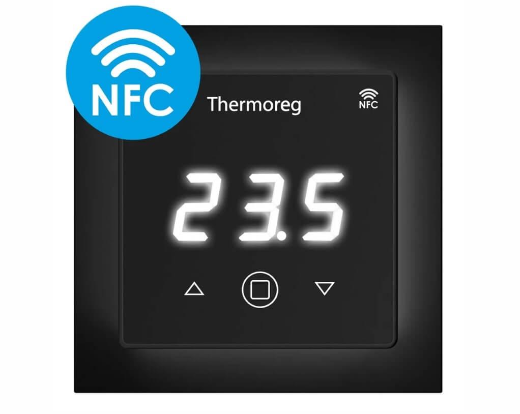 Терморегулятор Thermoreg TI-700 black NFC