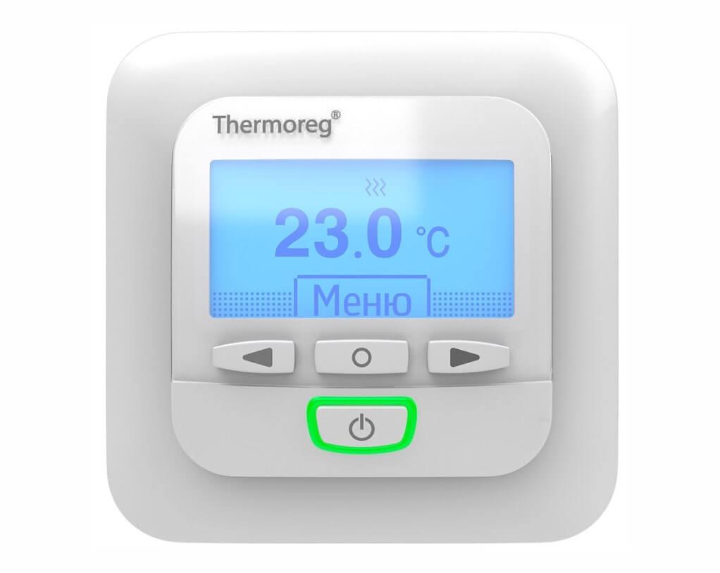 Терморегулятор Thermoreg TI-950 white
