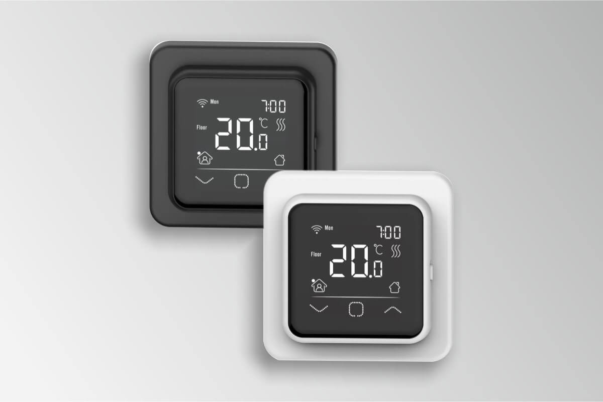 Терморегуляторы для теплого пола (ERGERT)